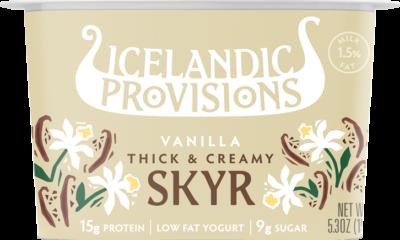 Vanilla-Skyr