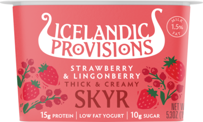Strawberry-&-Lingonberry-Skyr